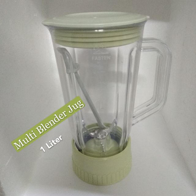 Multi Blender Jug Replacement For Old Model National, Pensonic, Khind, and China Brand
