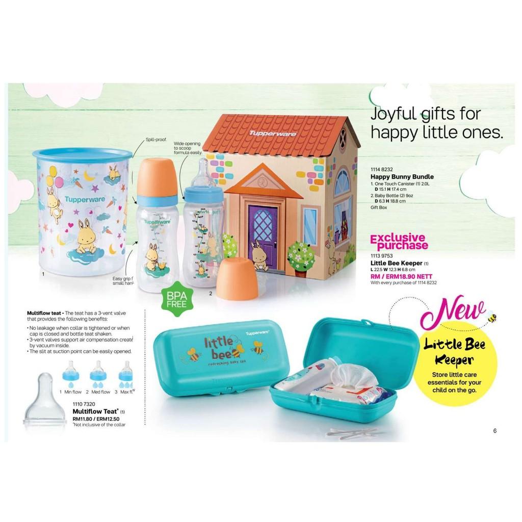 Tupperware Happy Bunny Bundle for Toddler