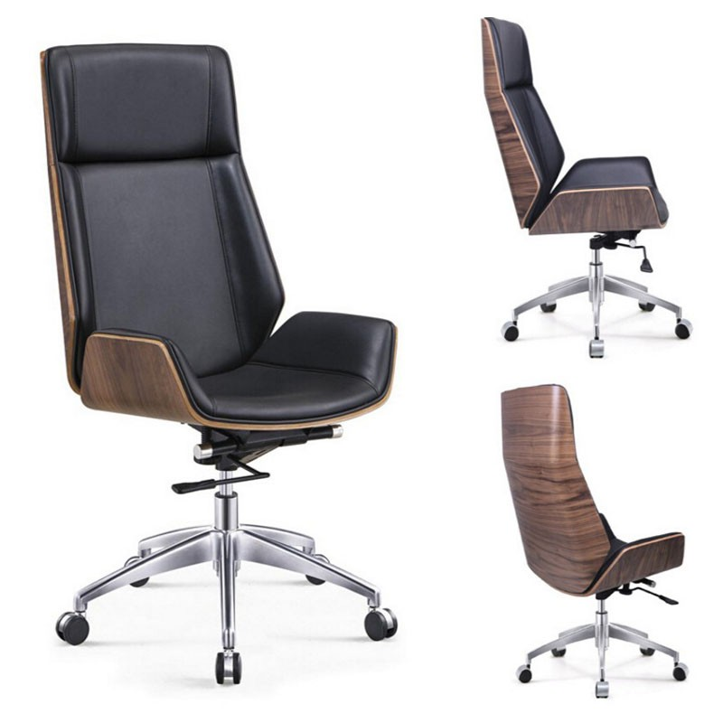 [NEW] Luxury Ergonomic Boss Office Leather Chair (FREE Shipping)
