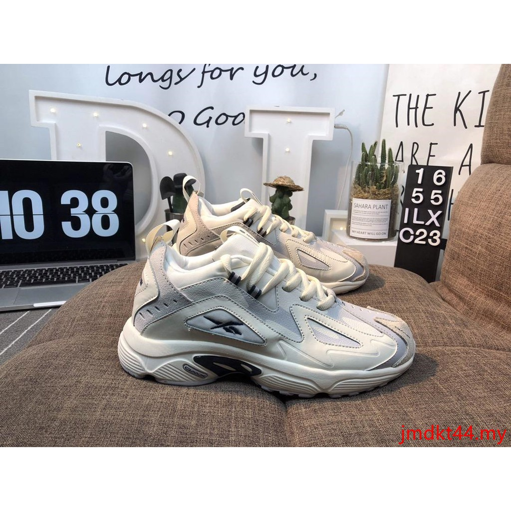 a3341548f447c Reebok DMX Series 1200 retro sports daddy shoes