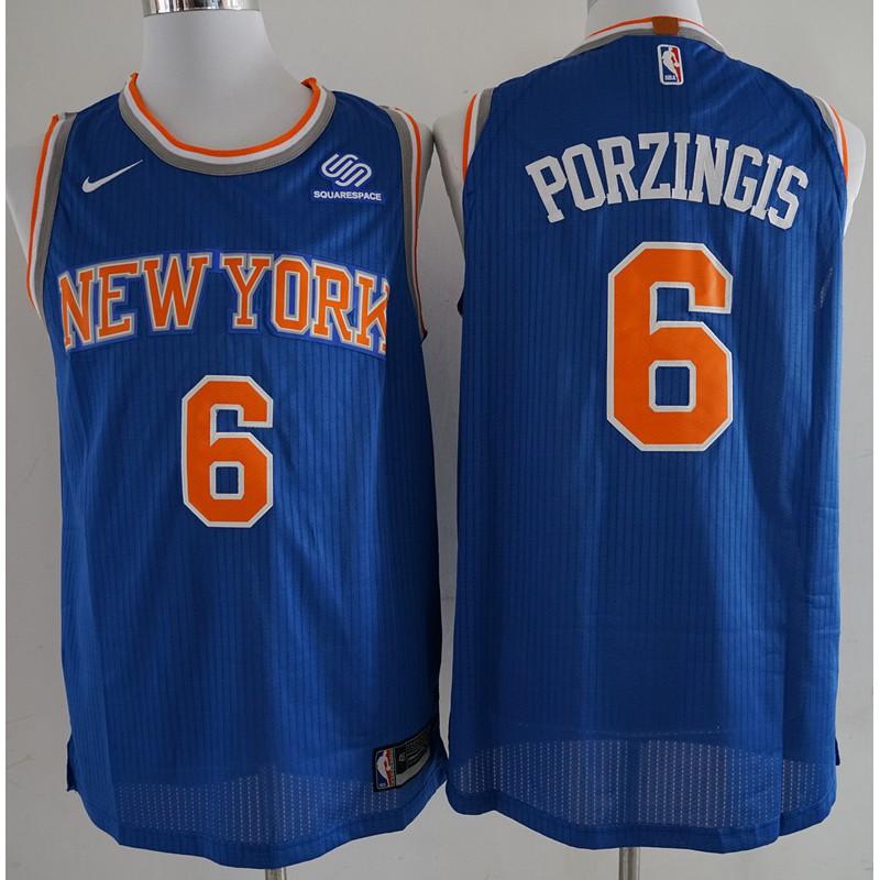 41e308b6f Originalshoes Nike Men s  6 Kristaps Porzingis Basketball Jerseys Jersey NBA  New York Knicks Amrican Team Color White S