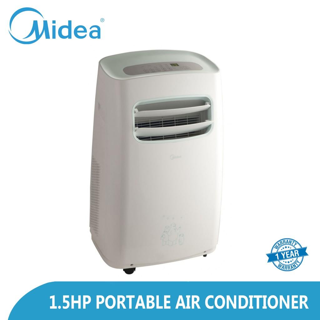 Midea Portable Air Conditioner (1.5HP) MPF-12CRN1