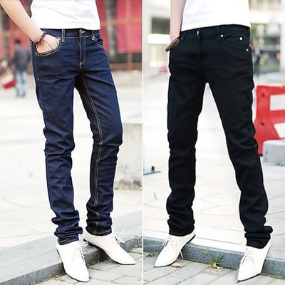 2cfeb41431c [Ready Stock] Men Slim Fit Skinny Jeans / Men Jeans / Long Jeans RS006