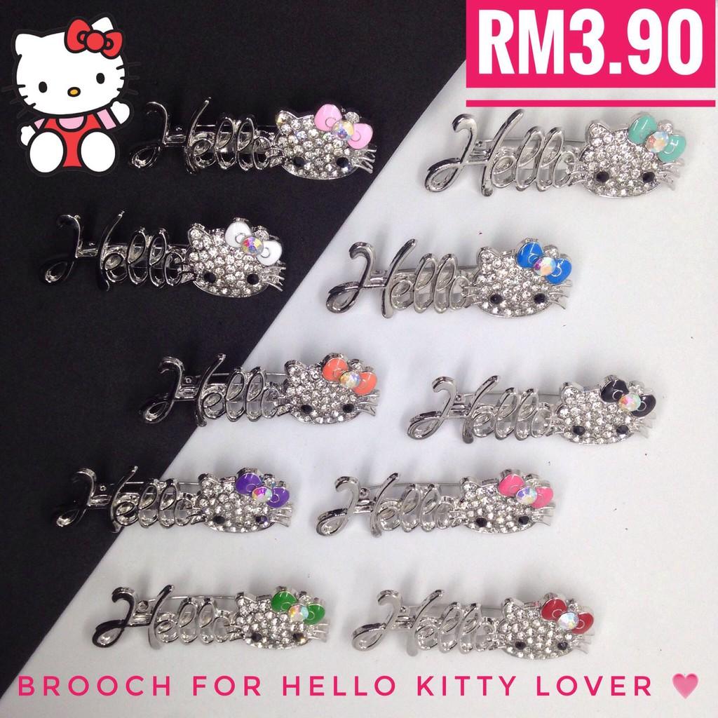 16fcaa11e Pin tudung Swarovski pin hijab brooch shawl pin abaya fashion | Shopee  Malaysia