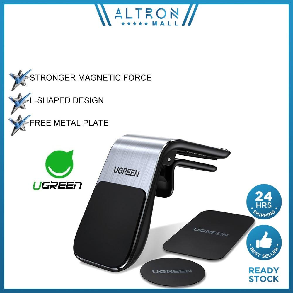 UGREEN Phone Holder Magnetic Car Holder Mount Stand Car Air Vent Clip Magnet Mount