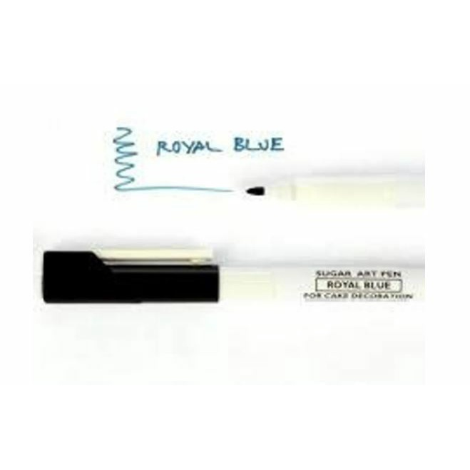 Sugarflair, Sugar Art Pen, Royal Blue