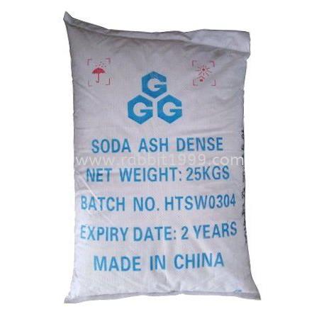 SODA ASH- 25kg- klorin kolam/ pool chlorine/ soda ash kolam renang/ soda kolam