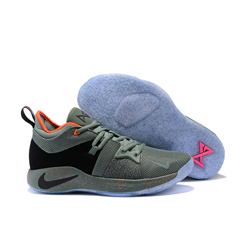 official photos 8c34c 7c7ec Nike Zoom Paul George PG2 All Star Basketball Shoes Light Weight Breathable  Sport Running Shoes 40-46