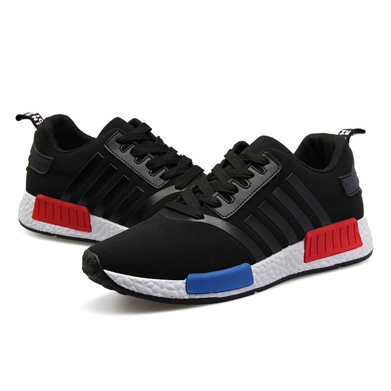 New Fashion รองเท้าผ้าใบ รองเท้าผ้าใบผู้ชาย No.6616 -