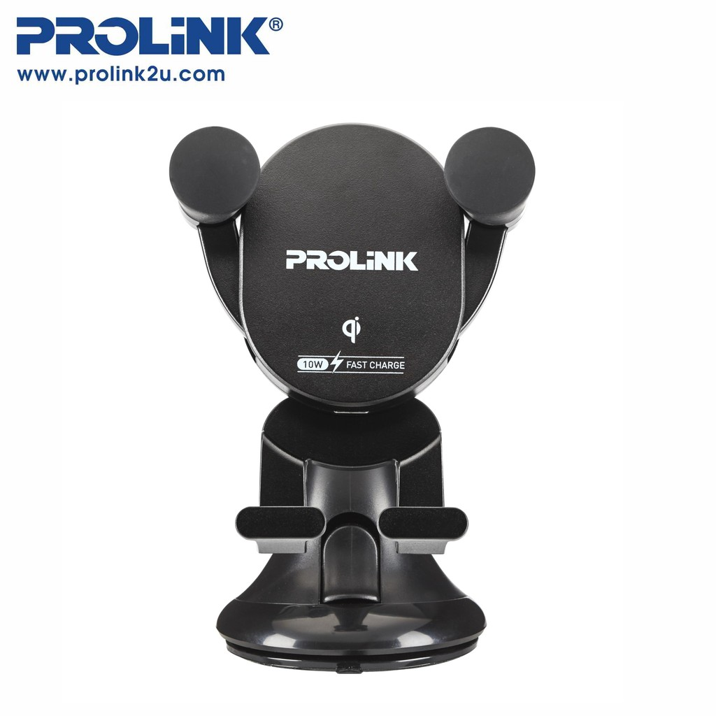 PROLiNK 10W Qi Wireless Car Charger PQC1006 For iPhone 8 8+ X XS XMAS 11 Pro Samsung S8 S8+ S9 S9+ S10 S10+
