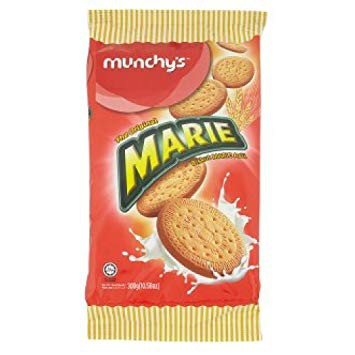 Munchy's Marie 300G 妙乐牌原味马利饼