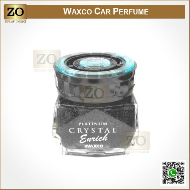 WAXCO Car Perfume LAST UP TO 90 DAYS
