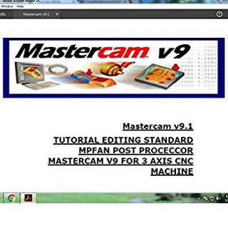 Mastercam /Mastercam for SolidWorks 2019 Full Version