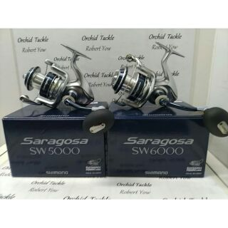 SHIMANO SARAGOSA 💯SW SPINNING REELS