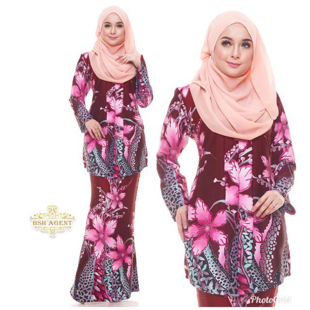 Kebaya Batik Set Shopee Malaysia