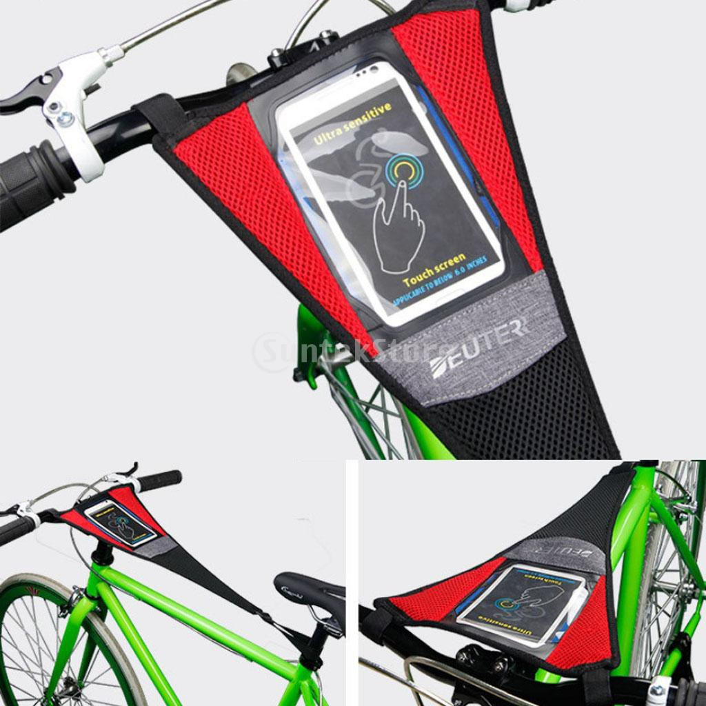 Prettyia Bike Frame Sweat Guard Sweat-absorb Net Keep Bikes from Corrosion