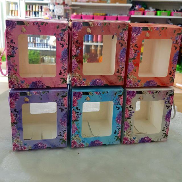 🎁🎀 Doorgift Kotak Untuk Sugarbowl / Cawan Kaca / Sejadah Sederhana (10pcs) 🎁🎀