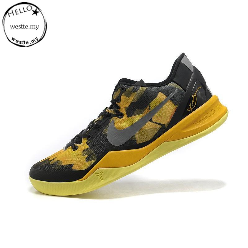 the latest 6c8eb 7cb3c Nike Kobe VIII 8 System Air Zoom Basketball Men s Sports Running Shoes -329