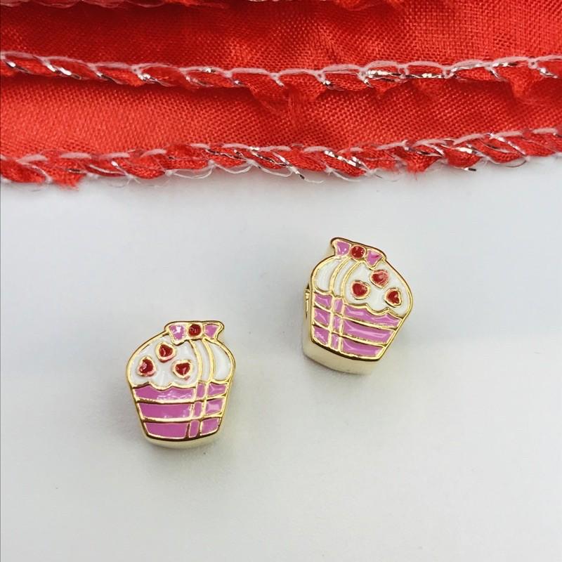 Masdora HG Beads ~ Cupcake Series (Emas 916)