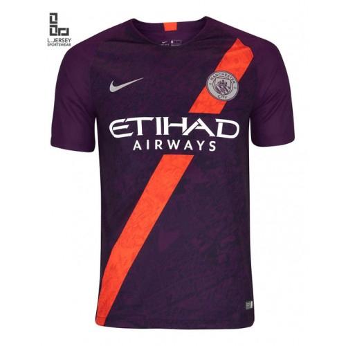 Manchester City Men 3rd Season 18/19 Stadium Fans Jersey