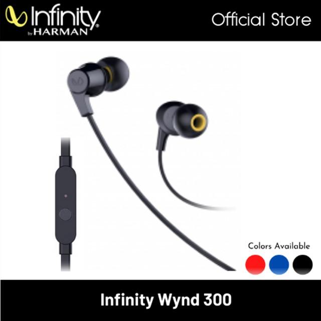 Infinity Wynd 300 Stereo In-Ear Headphone
