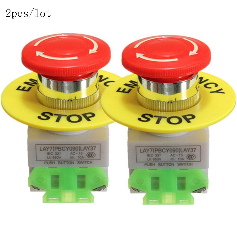 6pcs Set 12mm Fashion Push Button Switch Waterproof Circular Momentary Shopee Malaysia