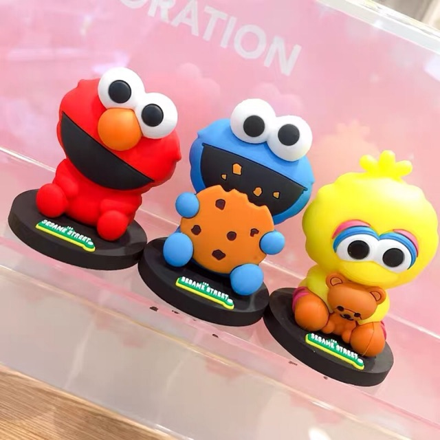 Miniso Sesame Street Decoration Piece