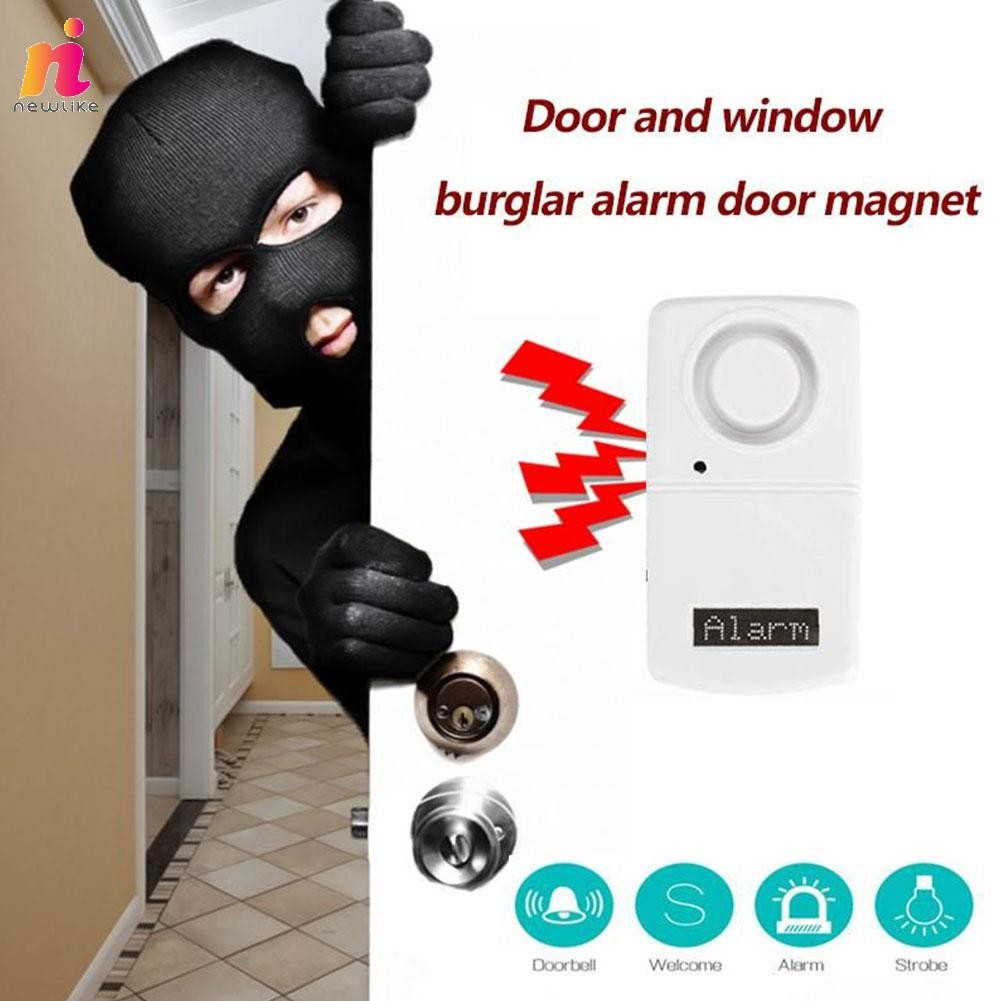 Anti Theft Motion Detector Alarm Monitor Wireless Double Sensor Door And Window Infrared Monitoring Antitheft Circuit Security Shopee Malaysia