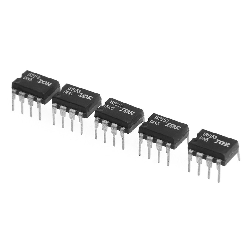RUN 1 Pcs / lot IR2153P IR2153D IR2153 DIP8 Bridge Driver IC