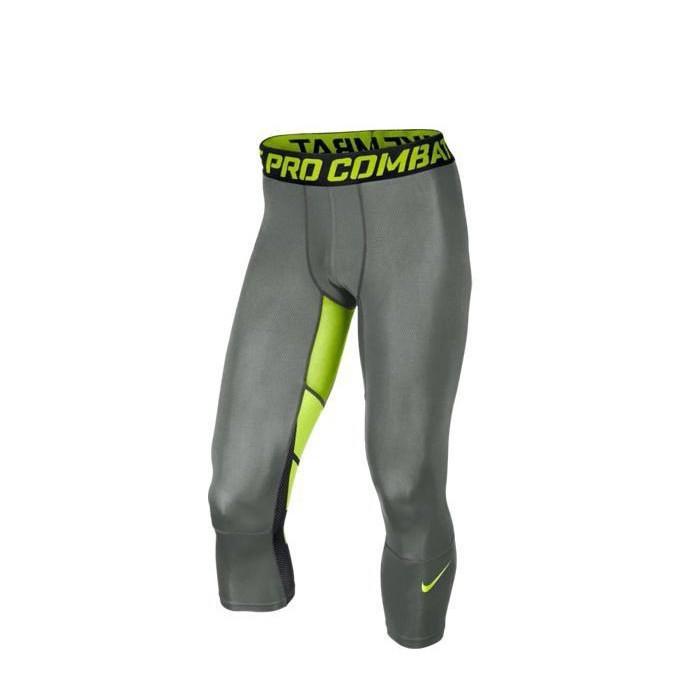 4527be7999890 Nike Hypercool 3 / 4 Tight 636161 - 010 636161 Skinny Compression  Pants紧身压力七分裤 | Shopee Malaysia