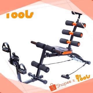 Bench Gym Foldable Advanced Multi Function Fitness Gym Sit