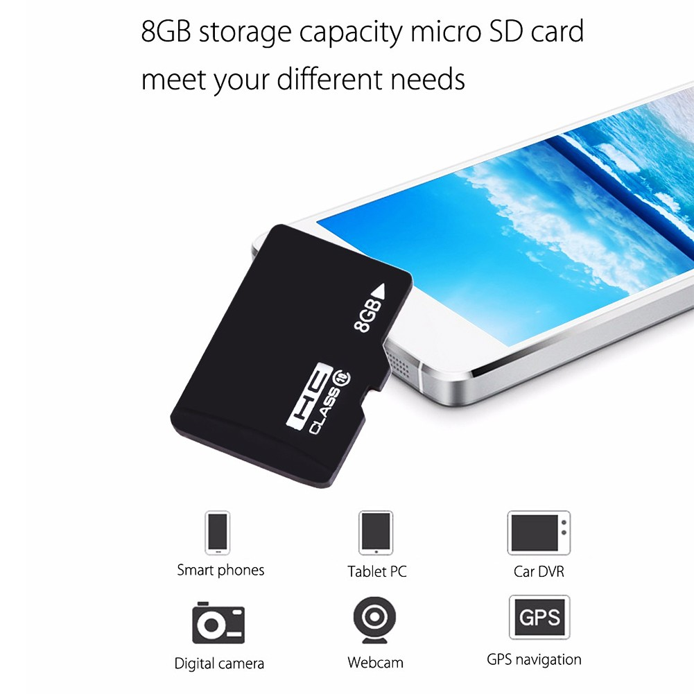 8GB GPS Map Micro SD Card For Car DVD Player Navigation With Latest