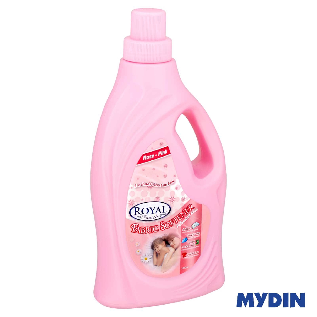 Royal Touch Fabric Softener (2L) - 3 Variants