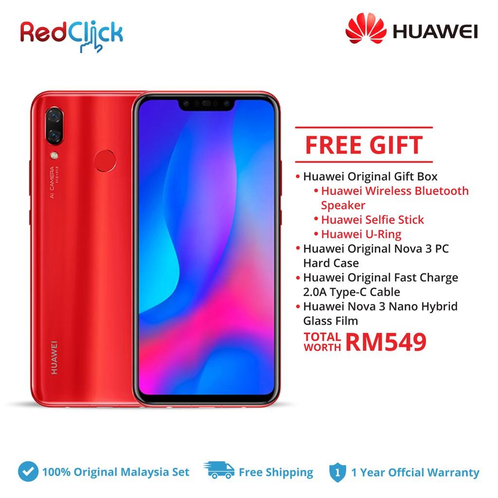 Vivo V9 4gb 64gb 3 Free Gift Worth Rm299 Shopee Malaysia Speaker Bluetooth Ori