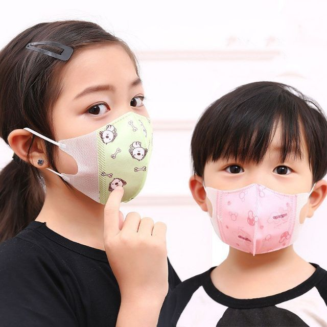 kids disposable mask
