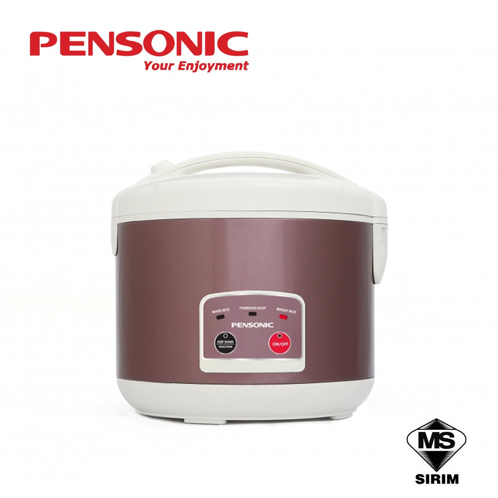 Pensonic Longevity Purple Clay Rice Cooker PSR-30AC
