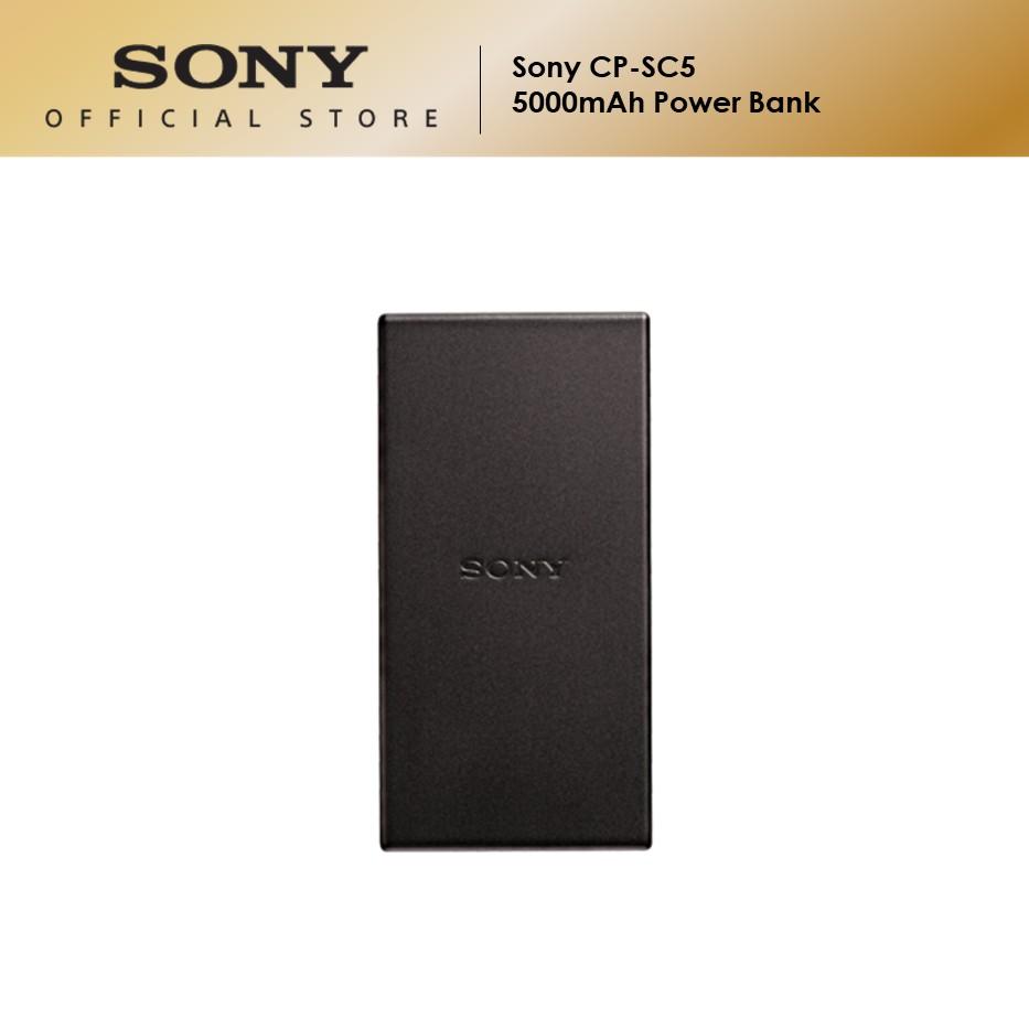 Sony CP-SC5 5000mAh Power Bank