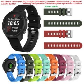 Garmin Forerunner 245/245M/Samsung Galaxy Watch Active