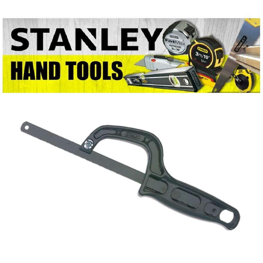 STANLEY MINI HACK SAW 20-807 CUTTING TOOLS