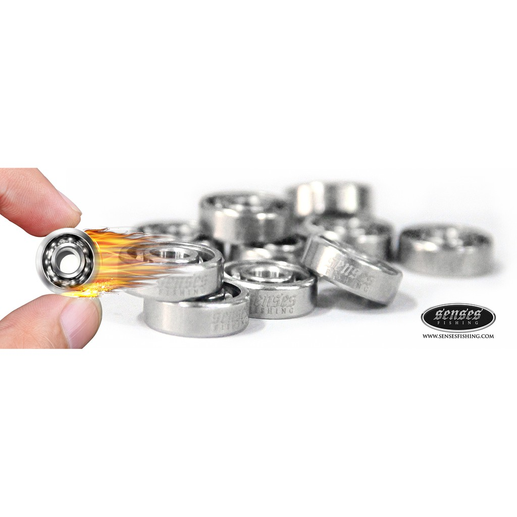 SPOOL Hybrid Ceramic Ball Bearings Fit DAIWA STEEZ BAITCASTER ABEC-7 Bearing