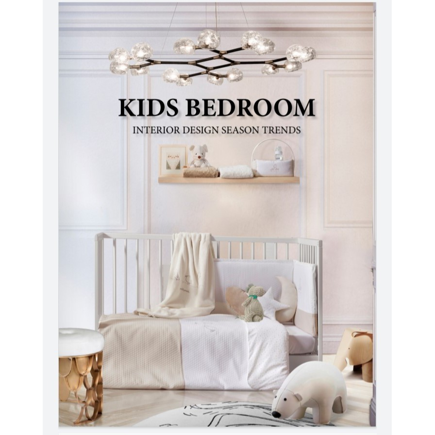 Kids Bedroom Interior Design Season Trends Pdf E Book Shopee Malaysia