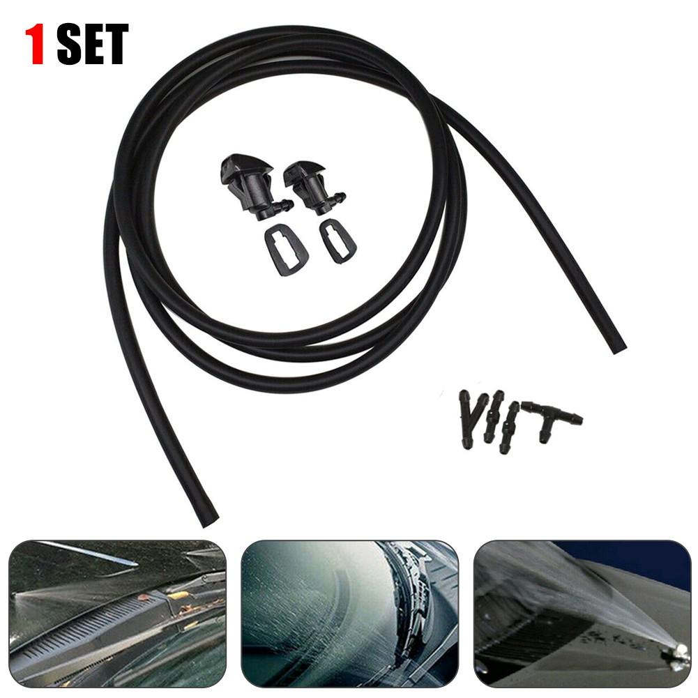 Mercedes Windshield Washer Hose 1 meter windscreen washiing pipe line clear