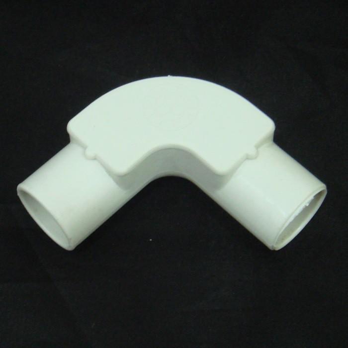 PVC CONDUIT FITTINGS INSPECTION ELBOW ELEKTRIK