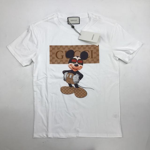 662d9e493 Gucci Mickey Mouse T-Shirt | Shopee Malaysia