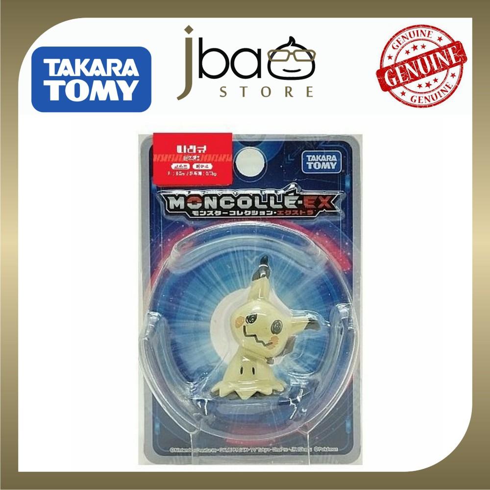 Takara Tomy Pokemon Moncolle MC EX24 Mimikyu 4CM MINI Toy Figure Pocket Monster Moncolle-ex
