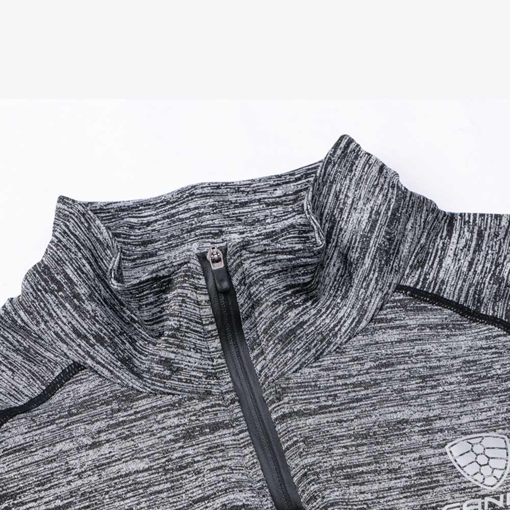 852f92e9b7e Male Long Sleeve Sports Tops Sportswear Men Fitness Quick Drying T-shirt  Outdoor