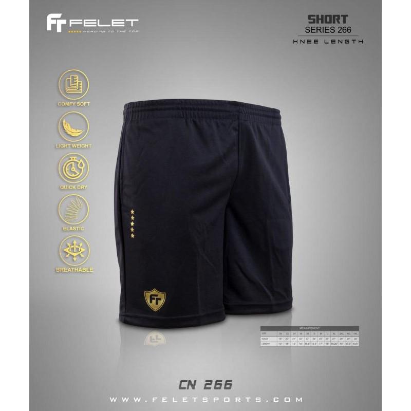 Fleet Felet Badminton Sports Short Pants CN266