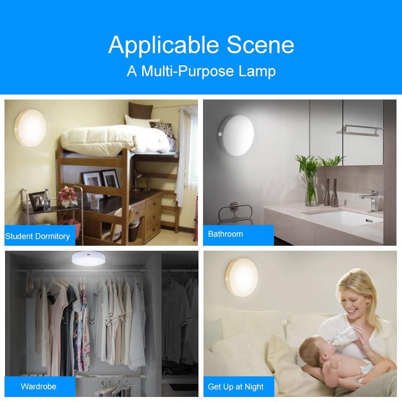 8 Colors Motion IR Sensor Toilet Bathroom Light UV Disinfect Hanging Night NIGH