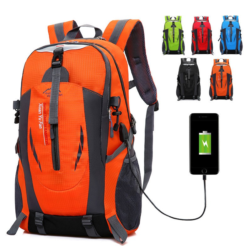 READY STOCK😍GRIMO Travel Outdoor Hiking Beg Backpack Knight Bag Shoulder  Travel  f4316cca4cd10