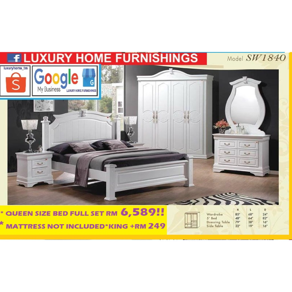 BED ROOM SET COLLECTIONS B